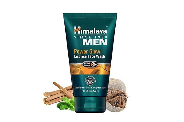 Himalaya MEN Power Glow Licorice Face Wash 1610732111334