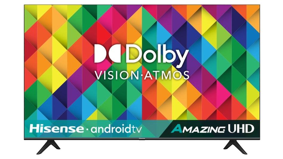 Hisense 70-Inch 4K स्मार्ट टीवी भारत में लॉन्च, 65 इंच मॉडल जुलाई के अंत तक होगा पेश