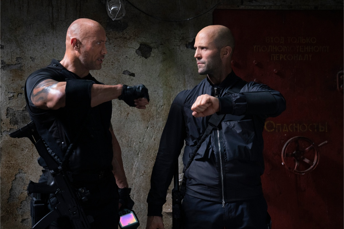 Fast and Furious: Hobbs and Shaw Rolls Off to $180 Million Opening Weekend at Worldwide Box Office