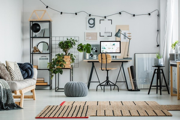 Home Office Decor Ideas: How To Set Up The Perfect Work At Home Office