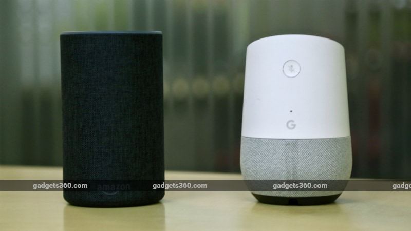 Amazon Echo vs Google Home: Which Smart Speaker Is Made for India?