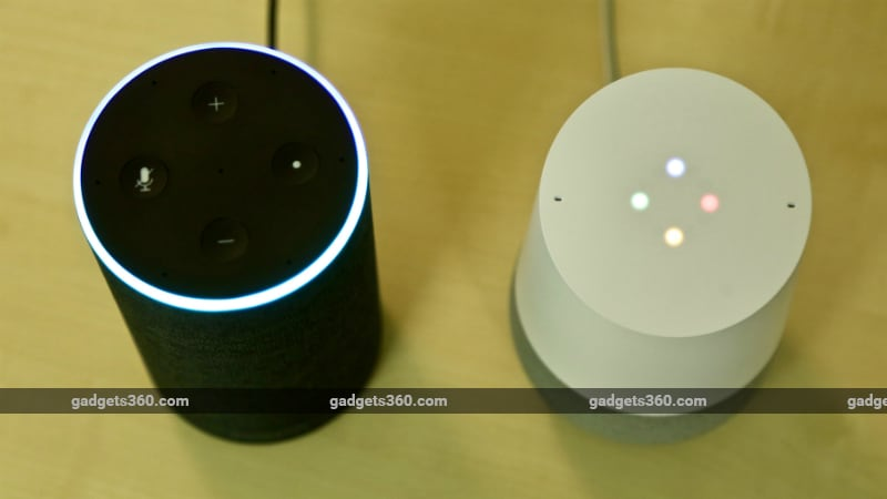 Home vs scho inline4 Google Home vs Amazon Echo inline 1