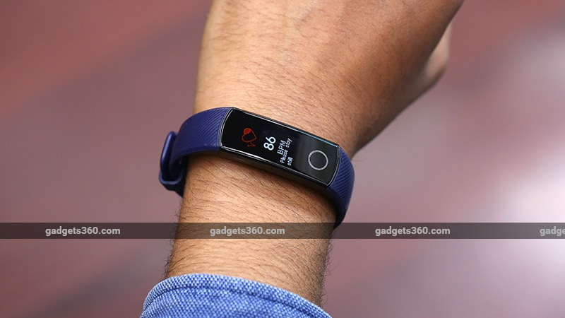Honor Band 4 Review | NDTV Gadgets360 com