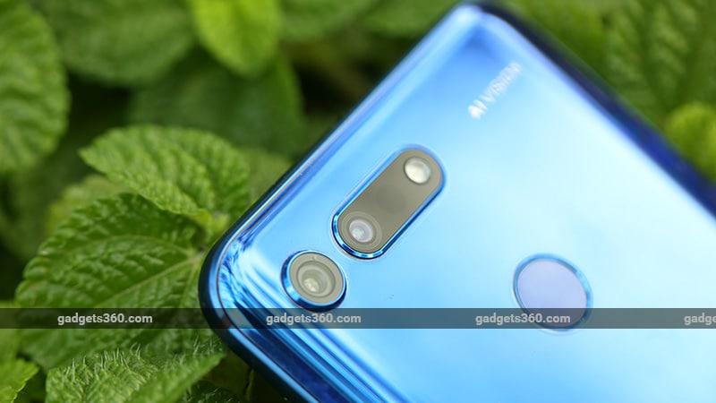 HonorView20Front Cameras Honor View 20 Review