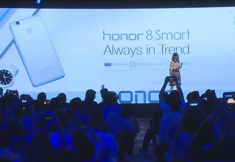 Honor 8 Smart Launched in India: Price, Specifications, and More