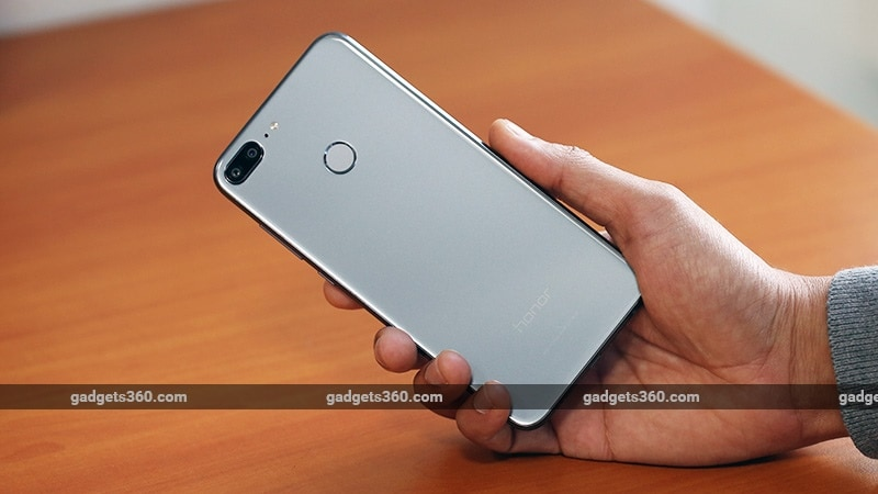 Honor 9 lite back ndtv Honor 9 Lite
