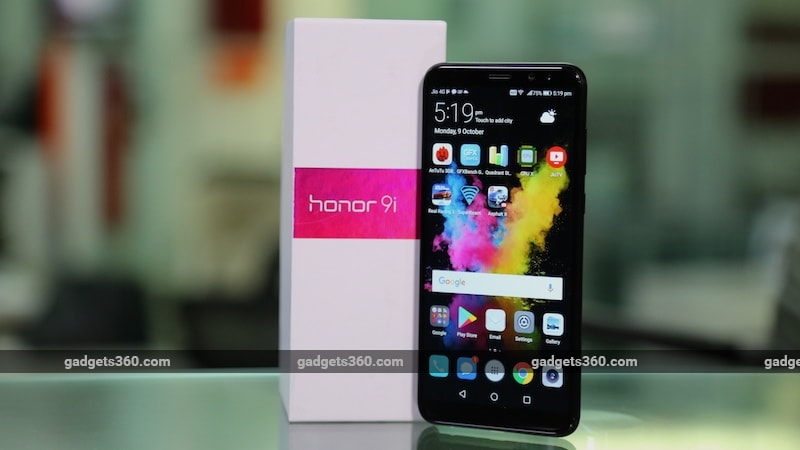 Honor 9i अब ग्रेफाइट ब्लैक रंग में भी उपलब्ध