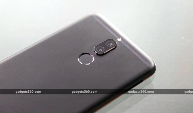 Honor 9i Rear Side NDTV Honor 9i Review