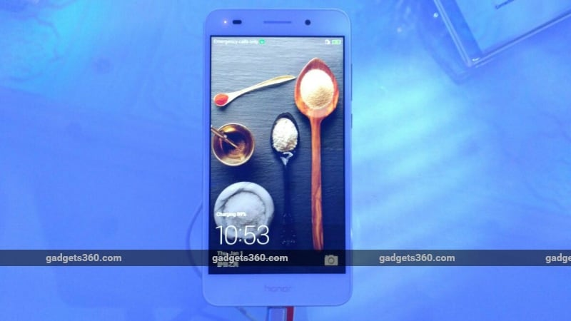 Honor Holly 3 With Octa-Core Kirin 620 SoC, 13-Megapixel Camera Launched at Rs. 9,999