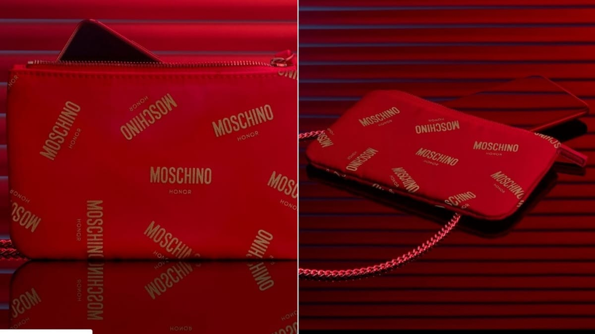 Honor Moschino Honor Moschino