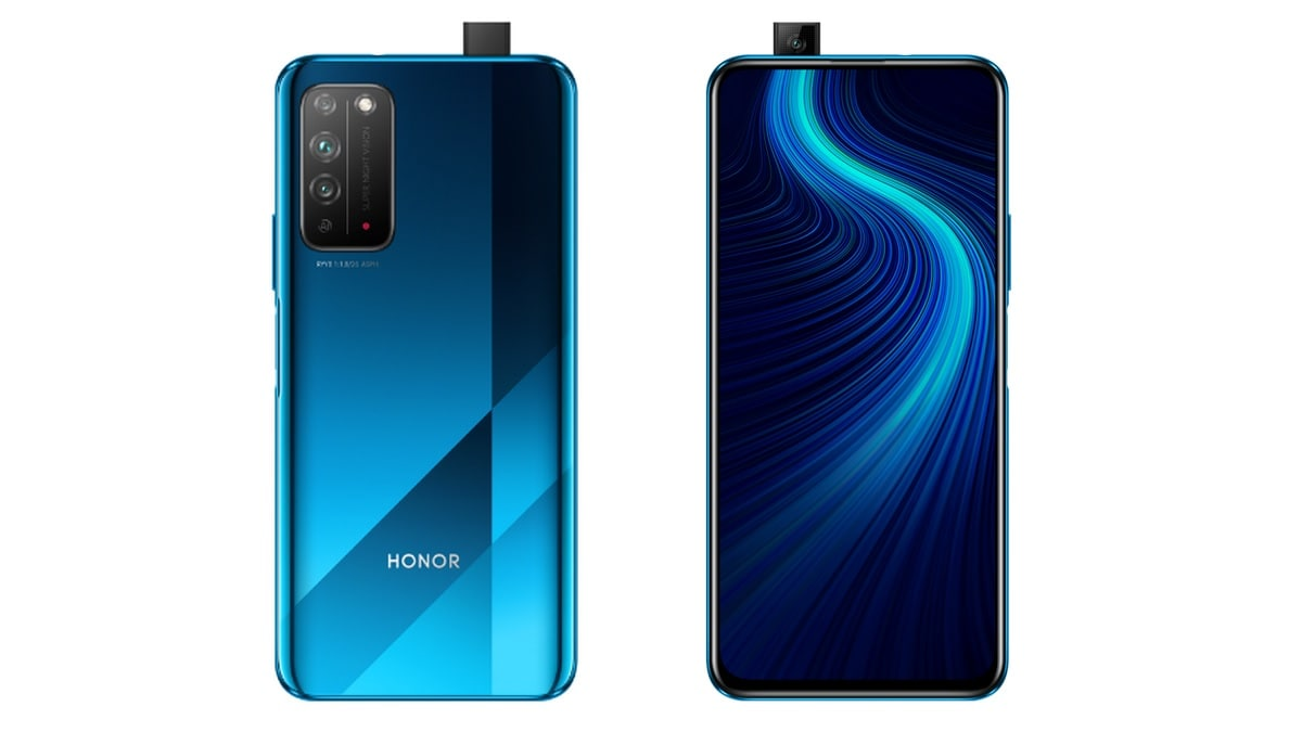HONOR X10 Announced With 90Hz Display, Kirin 820 & Pop-Up Camera
