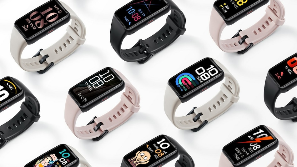 Honor Band 6 With 24-Hour Heart Rate Monitoring, 10 Sports Modes, 14-Day Battery Life Launched