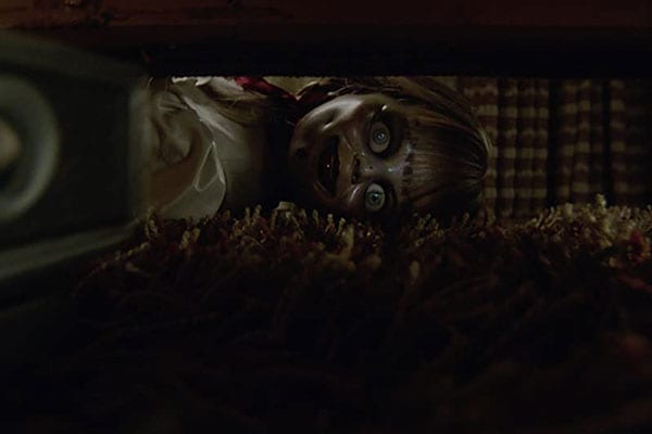 Horror Movies on Netflix- Annabelle Comes Home