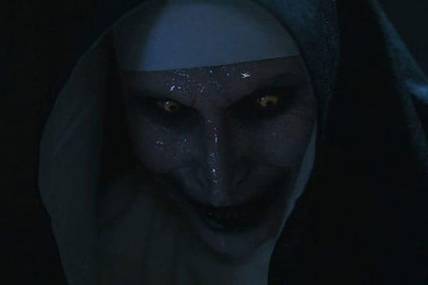 Horror Movies on Netflix The Nun 1627466613194