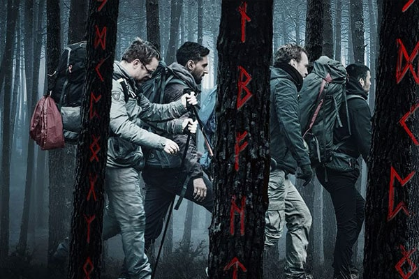Horror Movies on Netflix- The Ritual