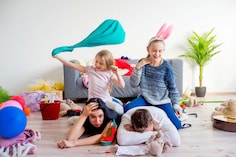How Parents Can Relax And Lift Mood After A Tiring Day