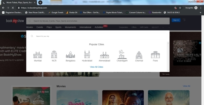 How To Book Movie Ticket Online Step 1 1559120996367