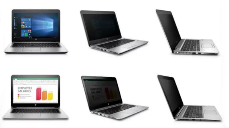 HP's New 'Sure View' Feature to Ensure No-One Can Spy on Your Laptop