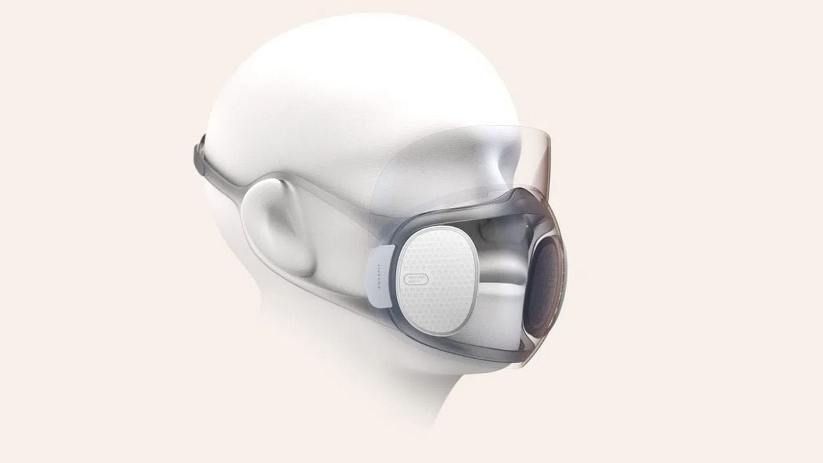Amazfit Parent Huami Reportedly Developing Self-Disinfecting Mask Called Aeri