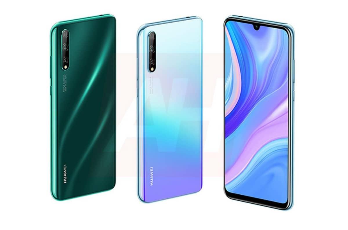 Huawei P Smart (2020), Nova 6, MatePad Pro Renders Surface Online