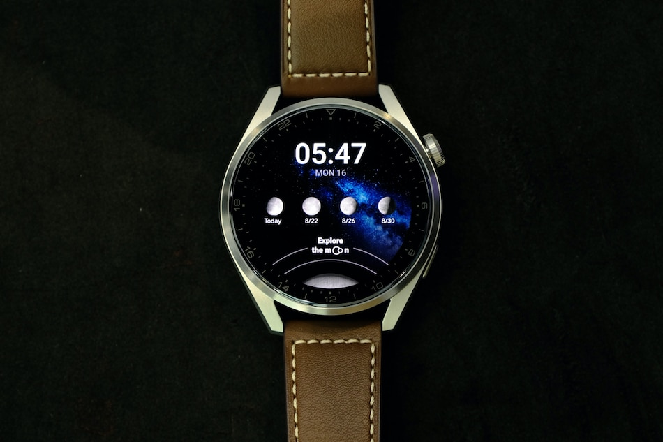 Why HUAWEI Watch 3 Pro Is the Ultimate Smartwatch Choice for 2021