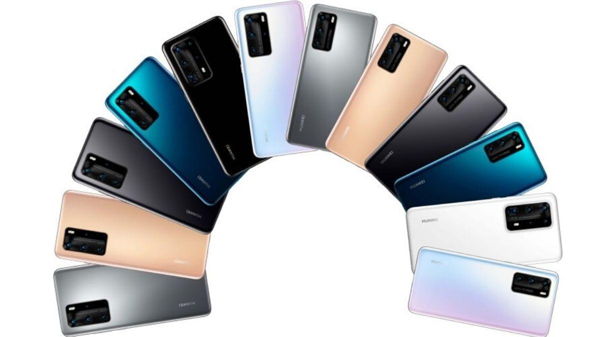 HuaweiP40Pro main Huawei