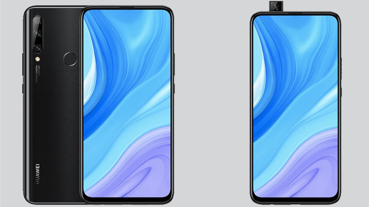 Huawei Enjoy 10 Plus लॉन्च, 48 मेगापिक्सल सेंसर और पॉप-अप सेल्फी कैमरे से है लैस