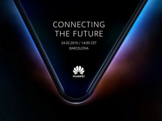 Huawei Foldable 5G Smartphone Launch Set for February 24, Invite Reveals