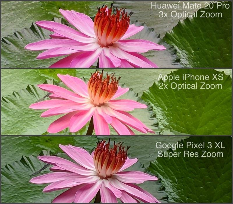 Huawei Mate 20 Pro zoom test ndtv huawei