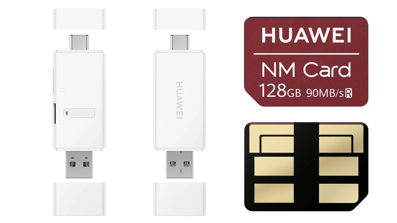 Huawei Nano Memory Card Benchmark Reveals Performance