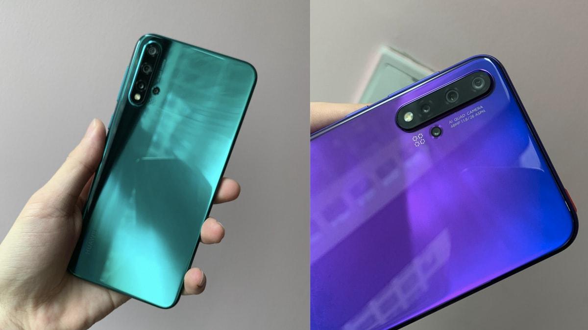 Huawei Nova 5 में होगा यह प्रोसेसर, Huawei Nova 5 Pro की तस्वीर लीक