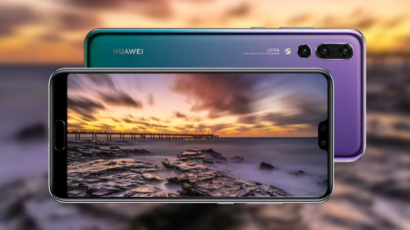 Huawei P20 Lite, P20 Pro Go on Sale in India via Amazon: Launch Offers Detailed