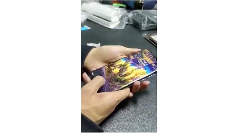Huawei P30 Pro screengrab ndtv huawei