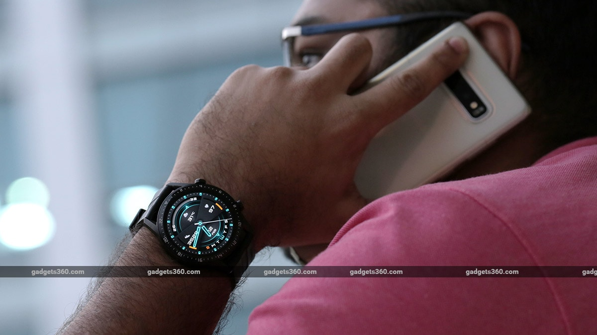 Huawei Watch GT 2 Receiving New Update in India With SpO2 Monitor, Improved System Stability