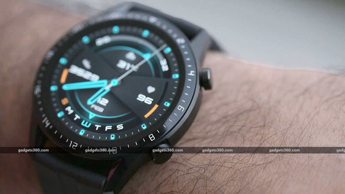 Huawei Watch GT 2 Buttons Huawei Watch GT 2 Review