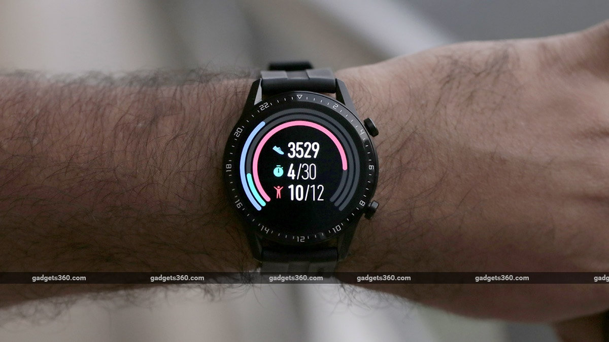 Huawei Watch GT 2 fitness Huawei Watch GT 2 Review