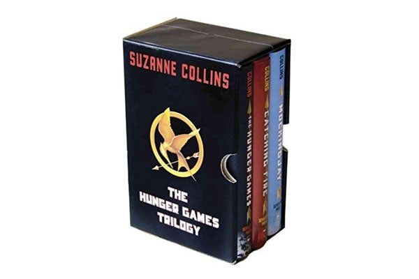 The Hunger Games by Suzzane Collins