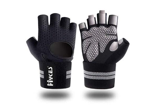 Hykes Gym Gloves 1559109509524