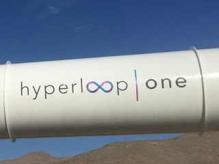 Hyperloop Supersonic Train Coming to India? Yes, If Gadkari Has His Way