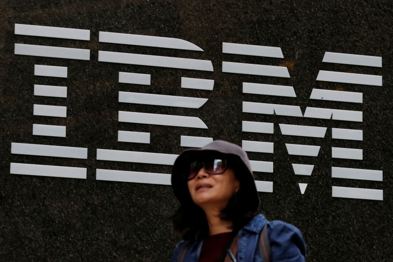 IBM Q3 Revenue Beats Expectations but Still on a Decline