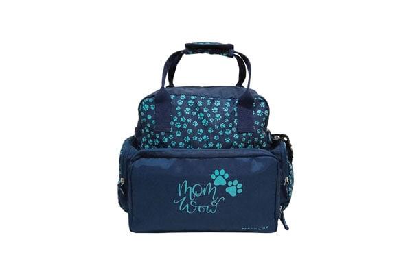 IFFOVERSEAS ZIPLOC Polyester Adjustable Strap Diaper Bag for Women 1612898579001