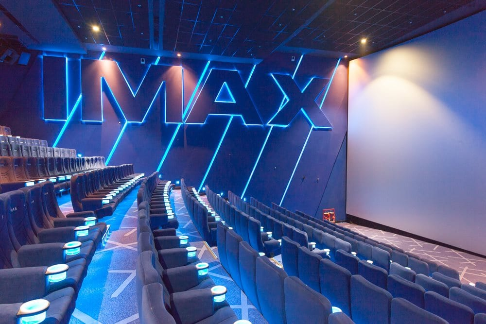 IMAX Grows in India With Nine New Screens