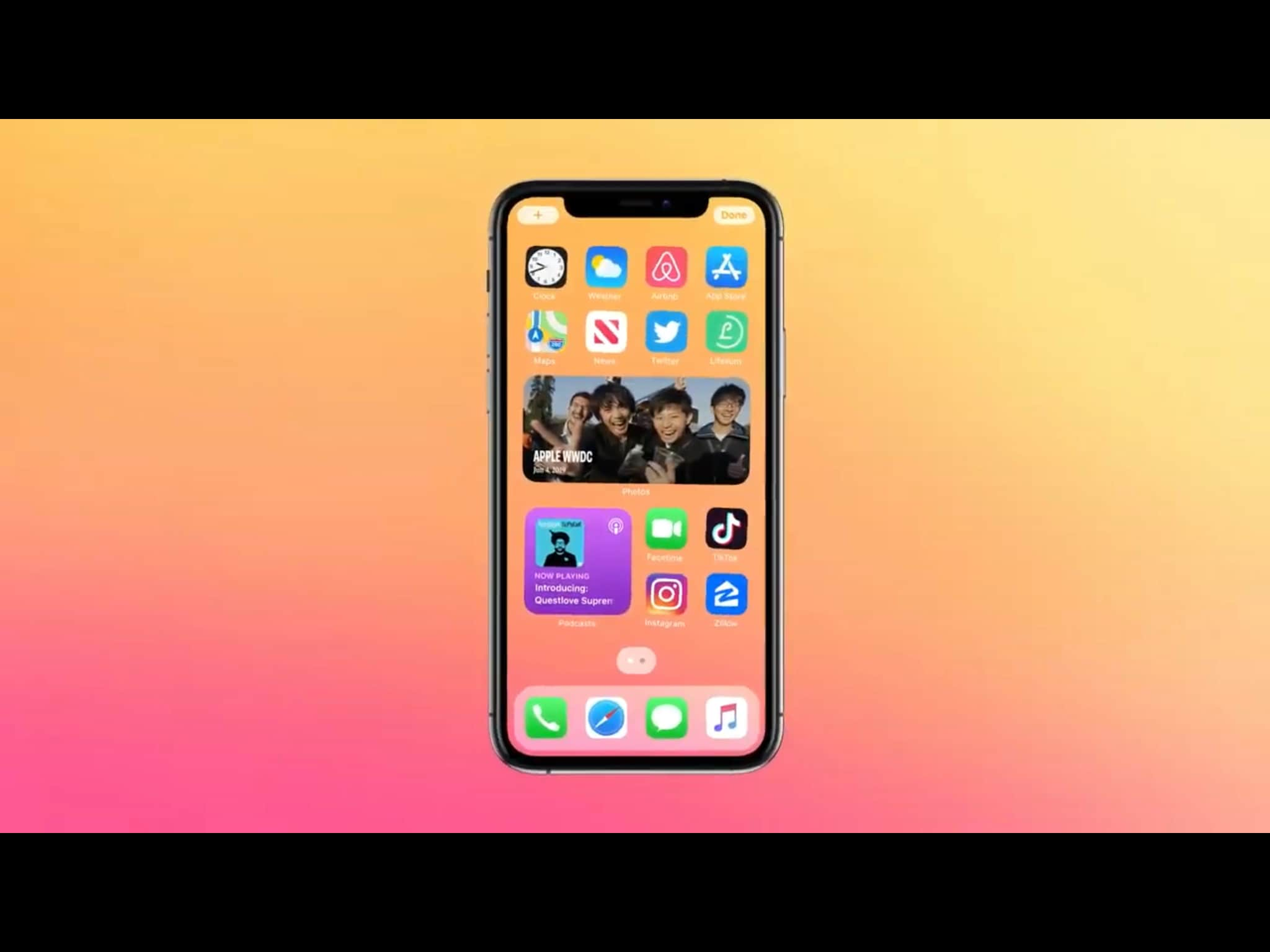 Ios 14 Launched Mac S Move To Apple S Own Chipsets Announced Highlights Technology News
