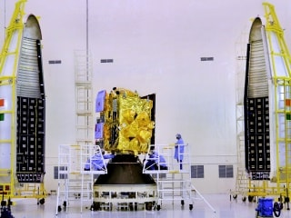 Isro to Launch 5 Satellites in September