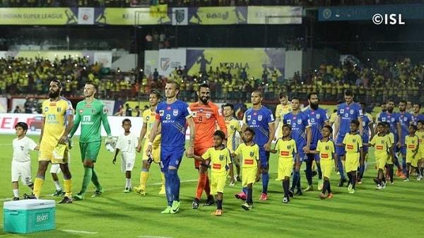 Indian Super League 2017 : Book Tickets Online
