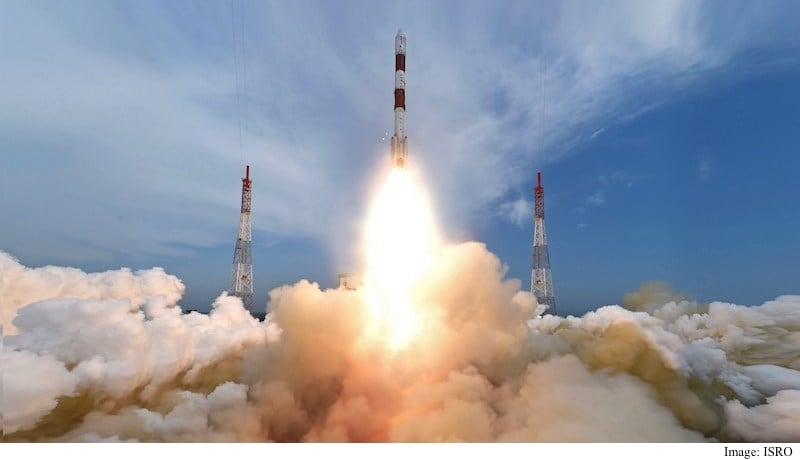 ISRO Aims for World Record With Launch of 83 Satellites on a Single Rocket