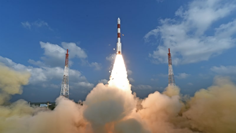 Image result for ISRO Creates Record by Launching 104 Satellites: Here's the List of Satellites on Board