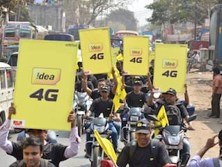 Idea 4G Service Launched in Kolkata Ahead of 'Pujo' Season; 10GB Free Data Offered