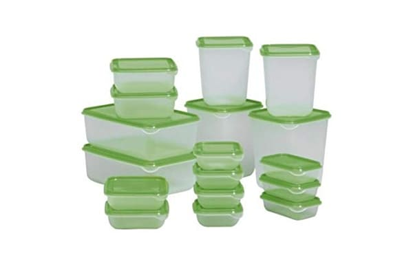 Ikea Plastic Food Containers
