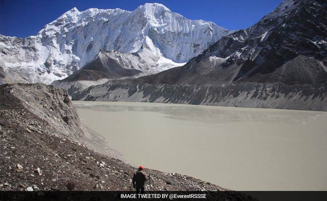 Nepal Drains Glacial Lake Near Everest To Avert Risk Of Disastrous Flood